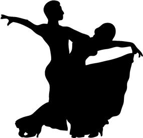 ballroom dance clipart