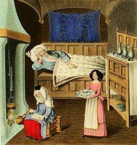 Interior late 13th century