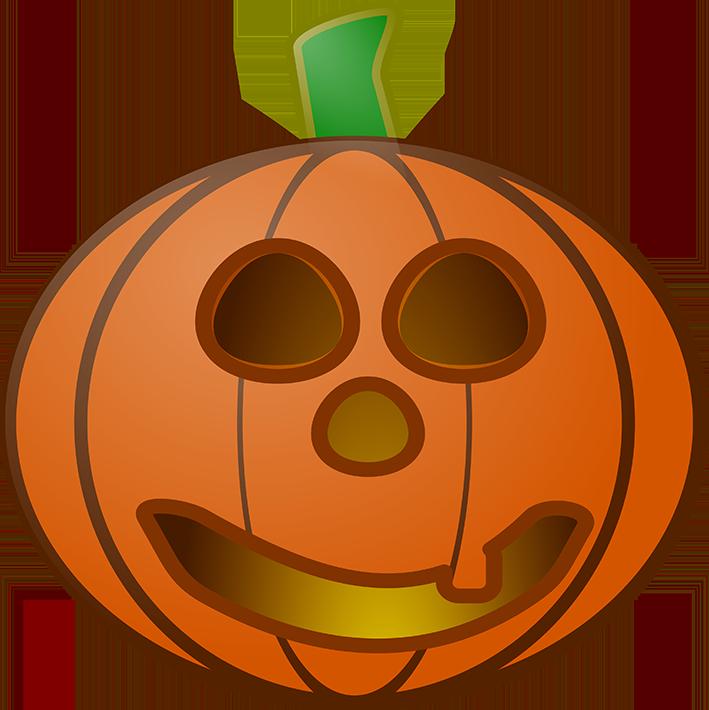 Silly pumpkin head
