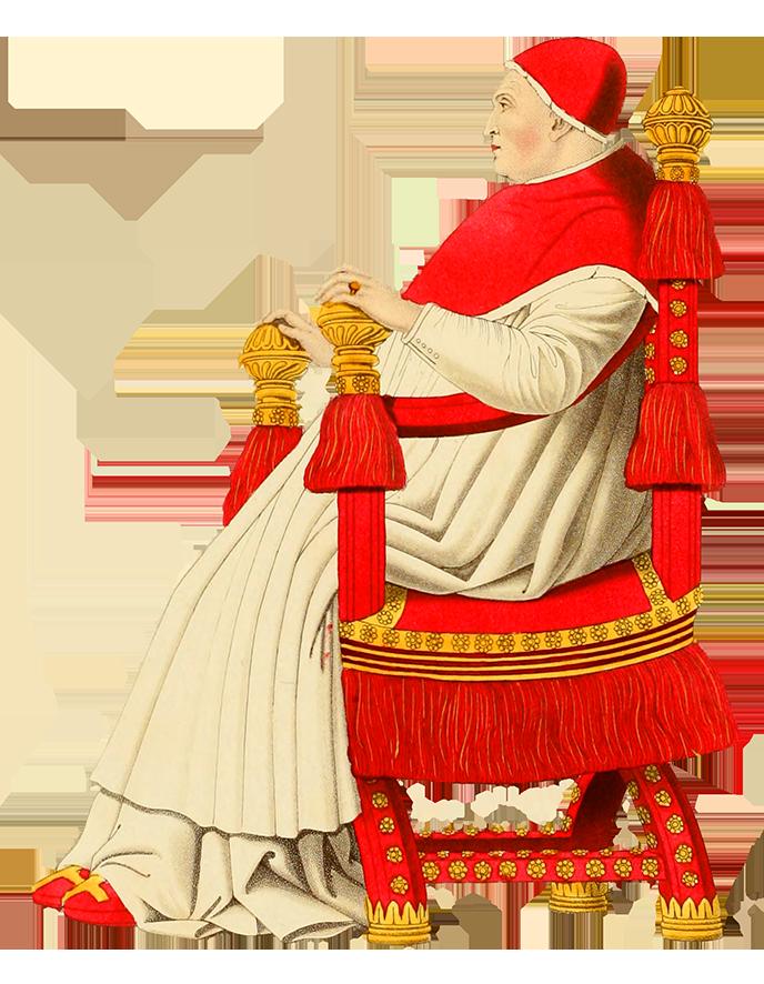 Pope Sixtus 1471-1484