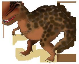 Tyrannosaurus Rex clipart