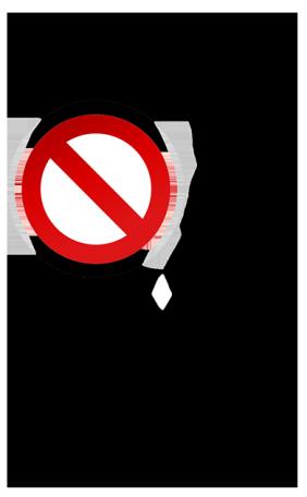 no acces for boys sign
