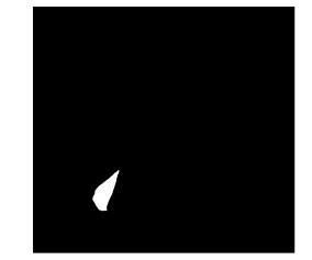 black silhouette of horse