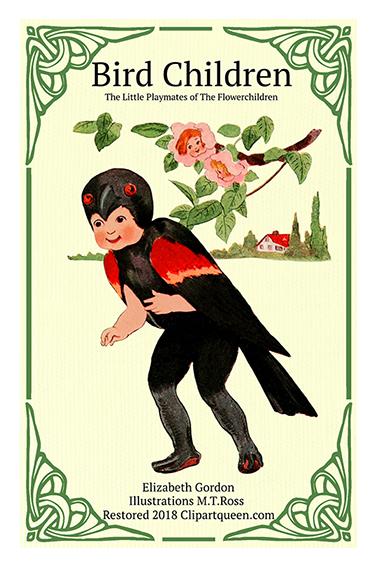 my books bird children restored