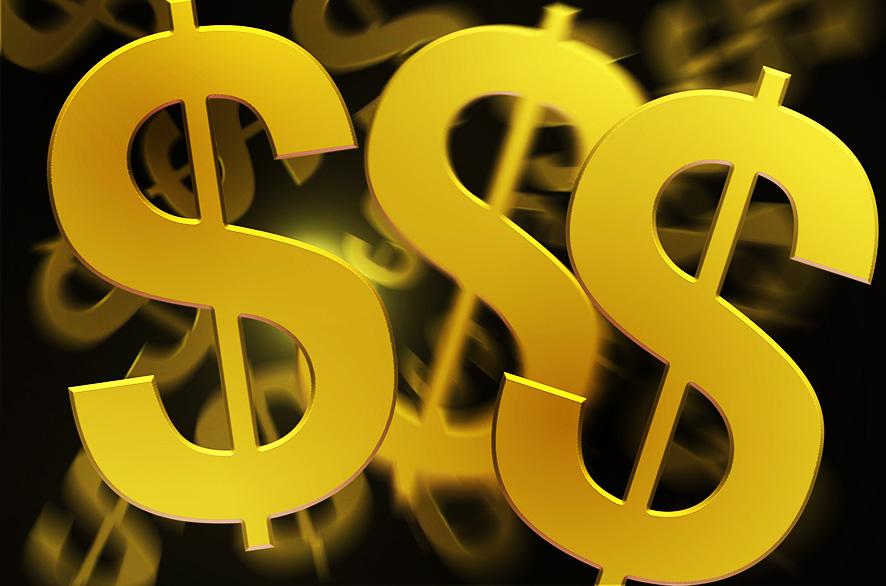 Golden Dollar symbols