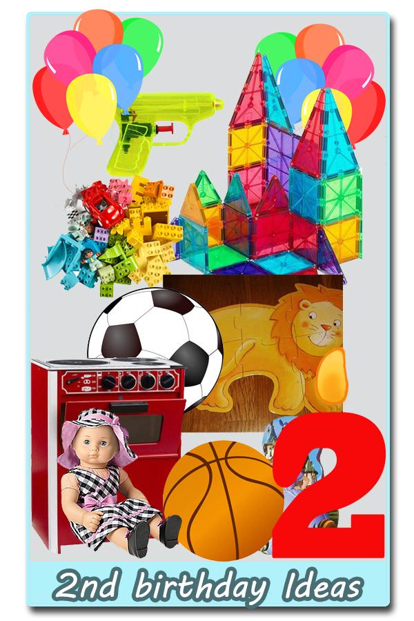 second birthday party ideas