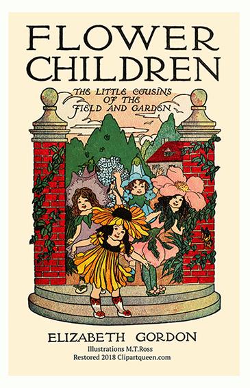 my books flower children