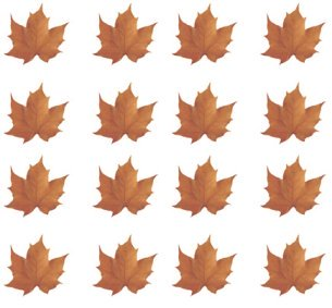 Background fall leaves clip art