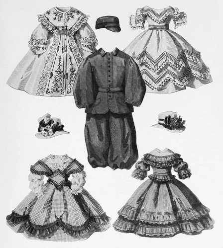 Victorian children's clothing
