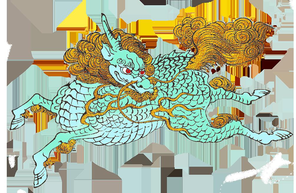 Japanese air dragon