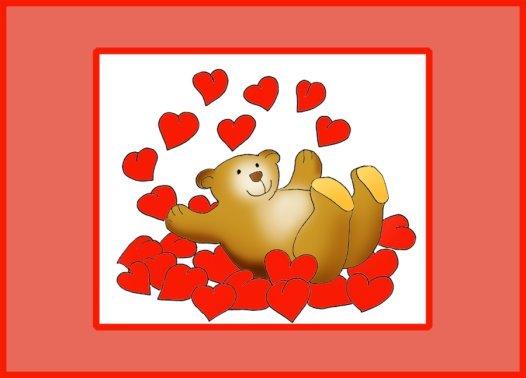 Funny Valentine cards for kids