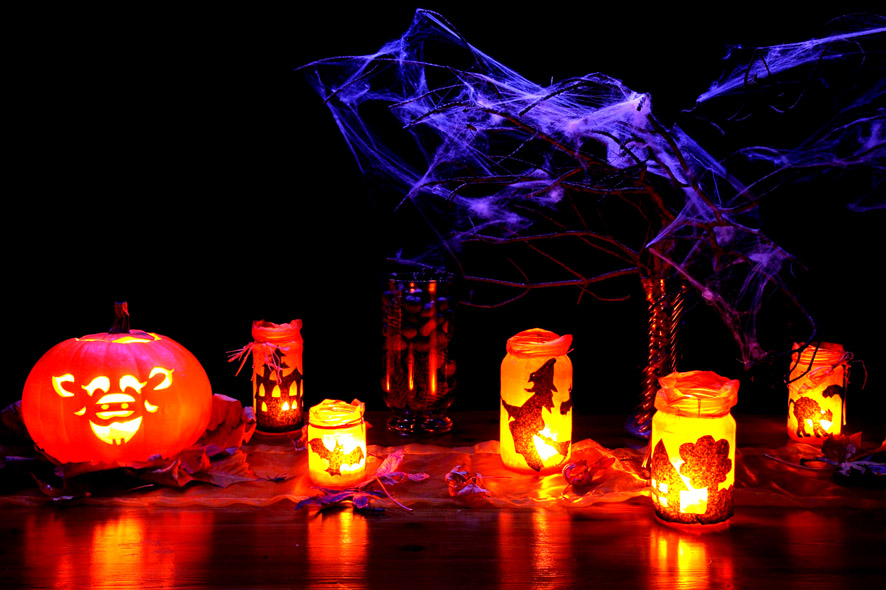 decoration for a Halloween party