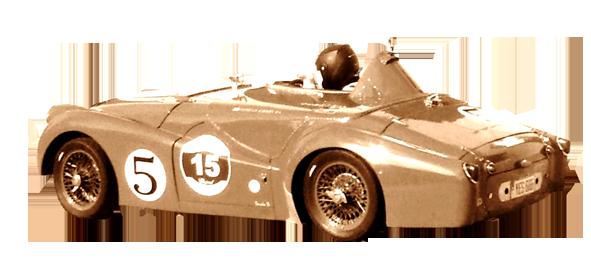 classic sports car clip art
