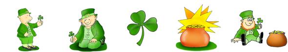 funny St. Patrick's Day clip art
