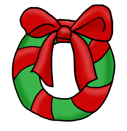advent wreath clip art