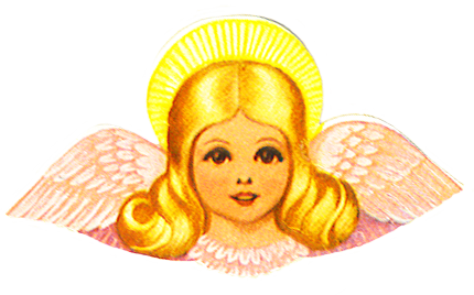 angel head old