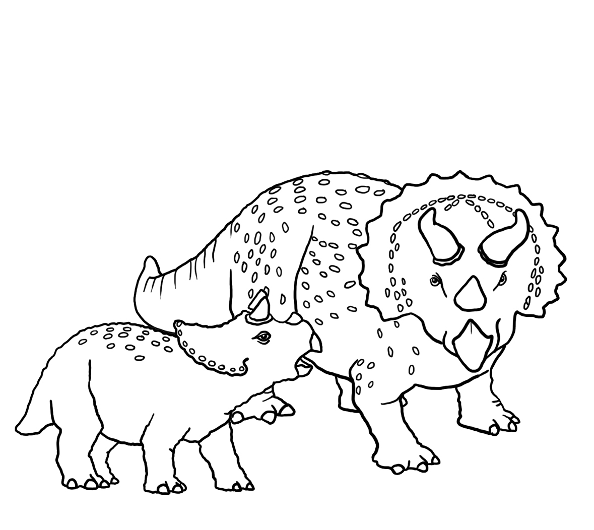 Christmas Dinosaurs - Dinosaurs Adult Coloring Pages | 1052x1179