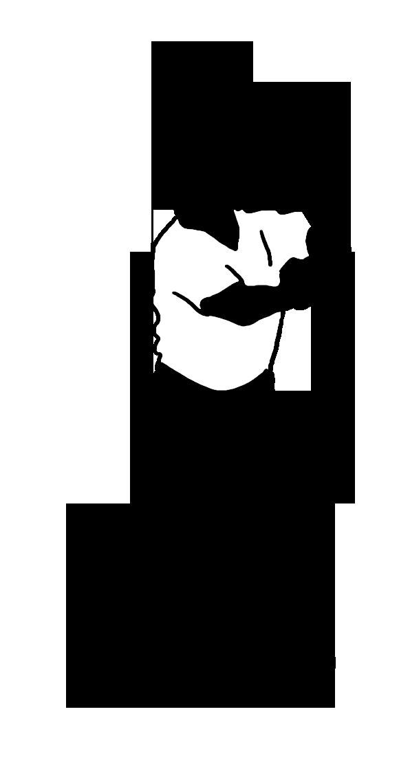 baseball batter silhouette
