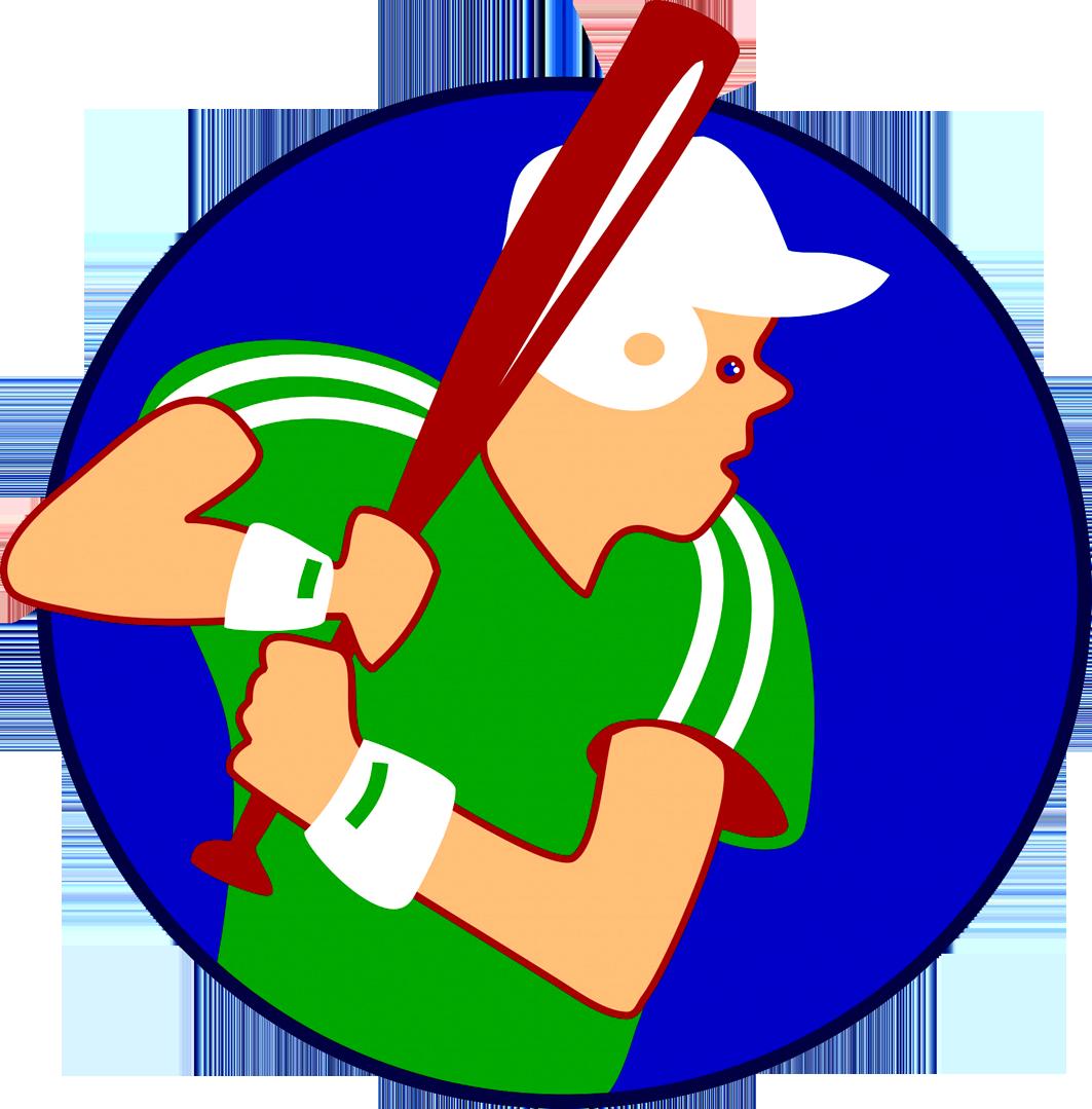 basball icon colored