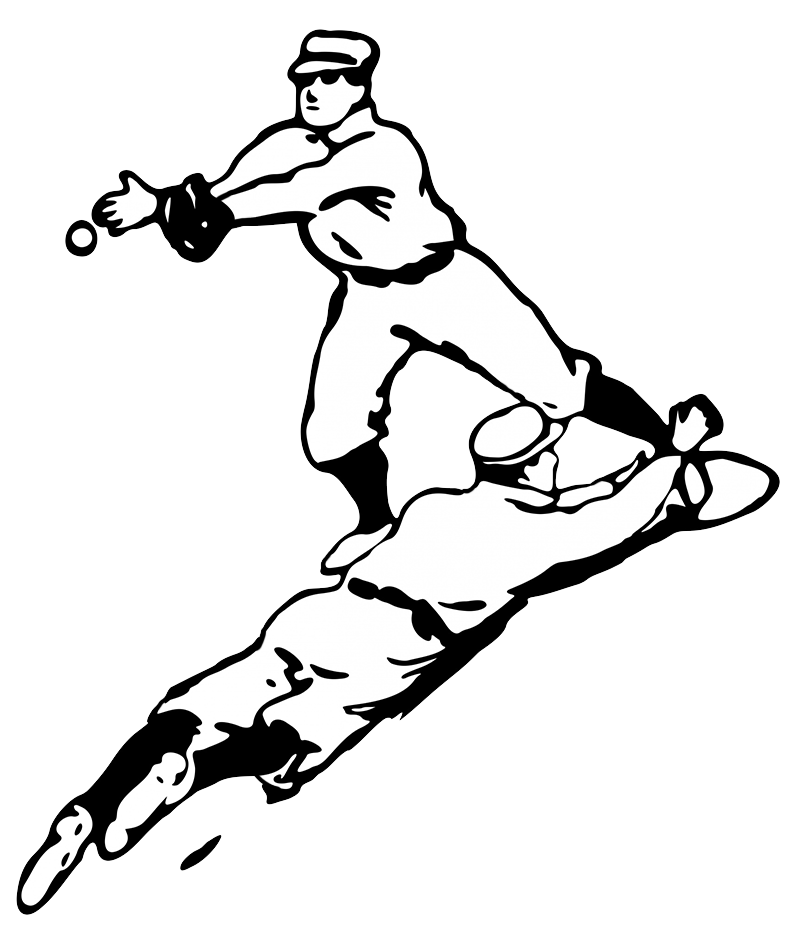 sketch baseball