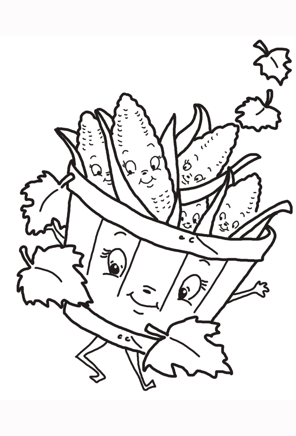 Apple Pie Coloring Page Handipoints Mickey Mouse And