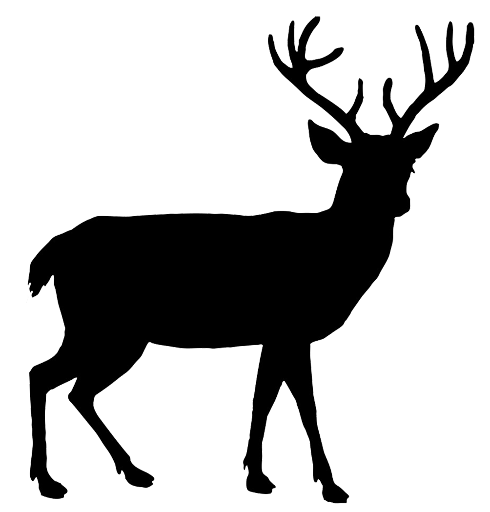 Animal Silhouette - Silhouette Clip Art