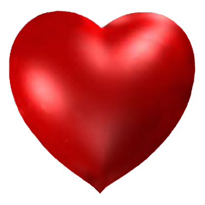 beatiful heart for Valentine's day