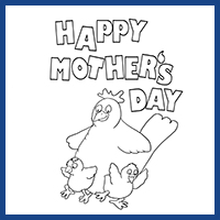 73 Top Cute Coloring Pages For Mothers Day Images & Pictures In HD
