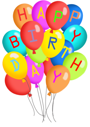 Free birthday. Clip art and graphics