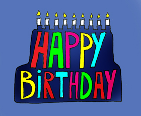 Birthday Clip Art And Free Graphics