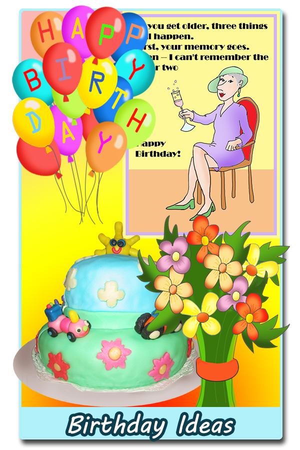 birthday ideas picture
