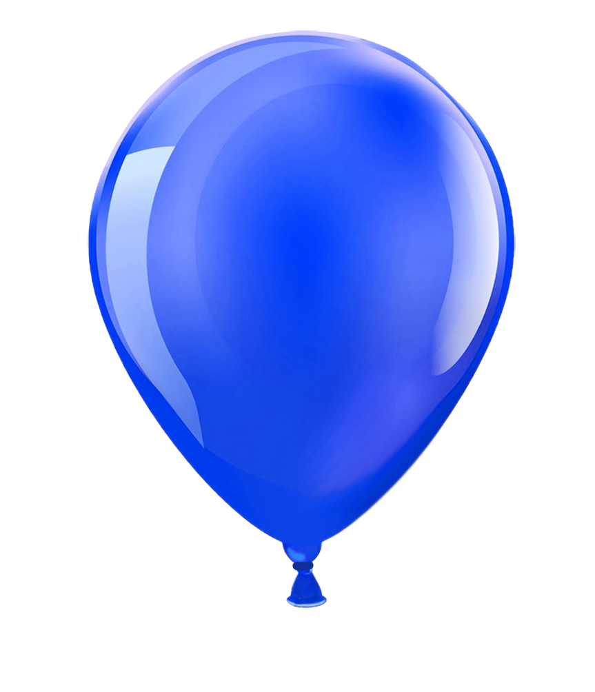 blue balloon image
