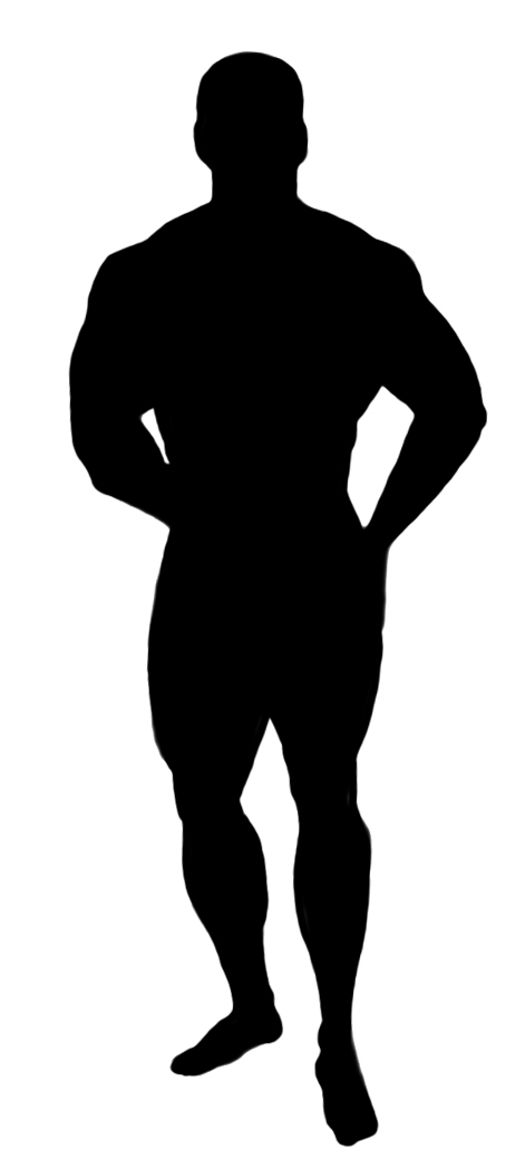 bodybuilder male