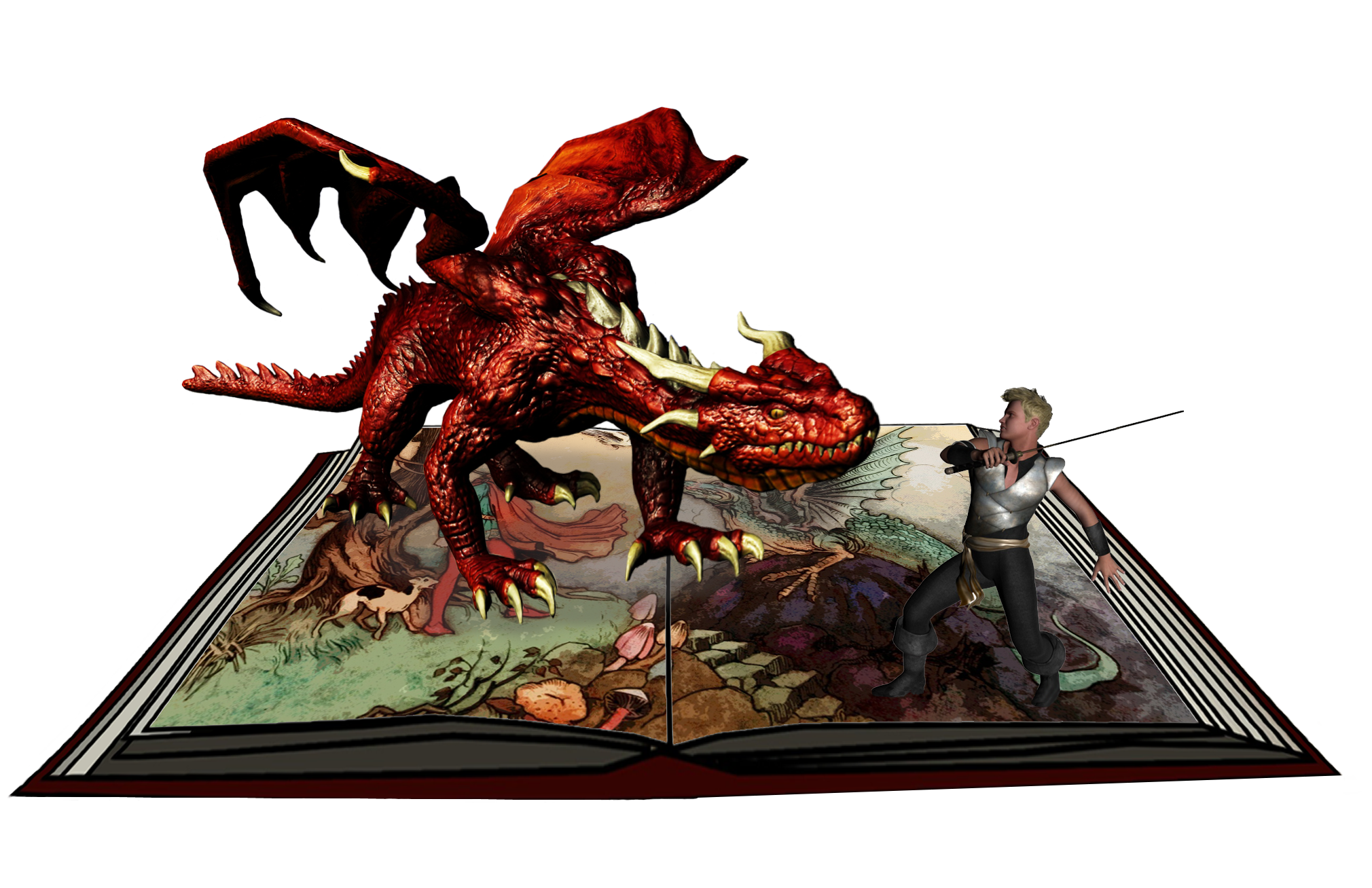 book about dragons fantasy