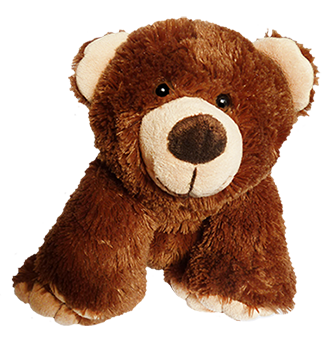 Brown Teddy bear clipart