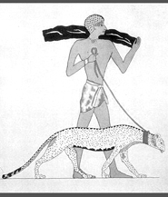 cheetah clipart ancient Egypt
