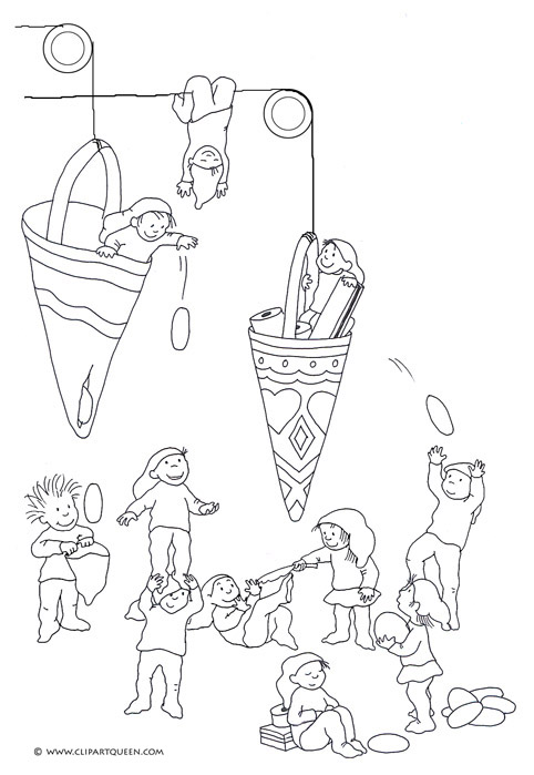 Christmas coloring sheets Christmas elves