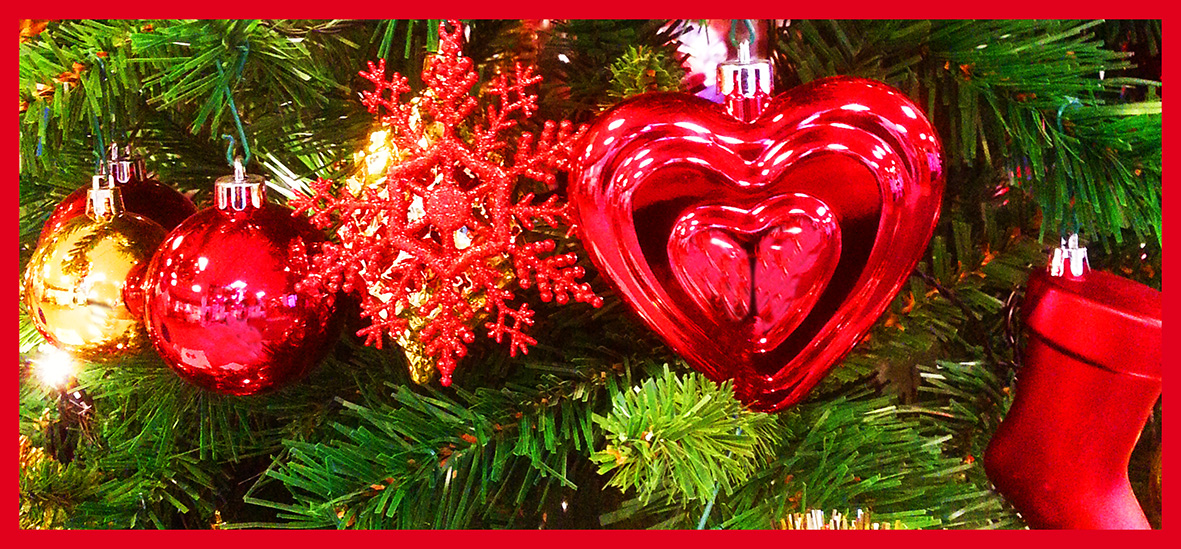christmas pictures tree decorations