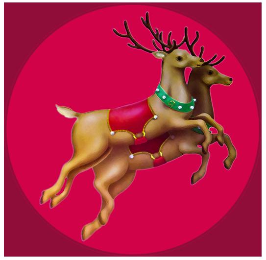 Reindeer clipart
