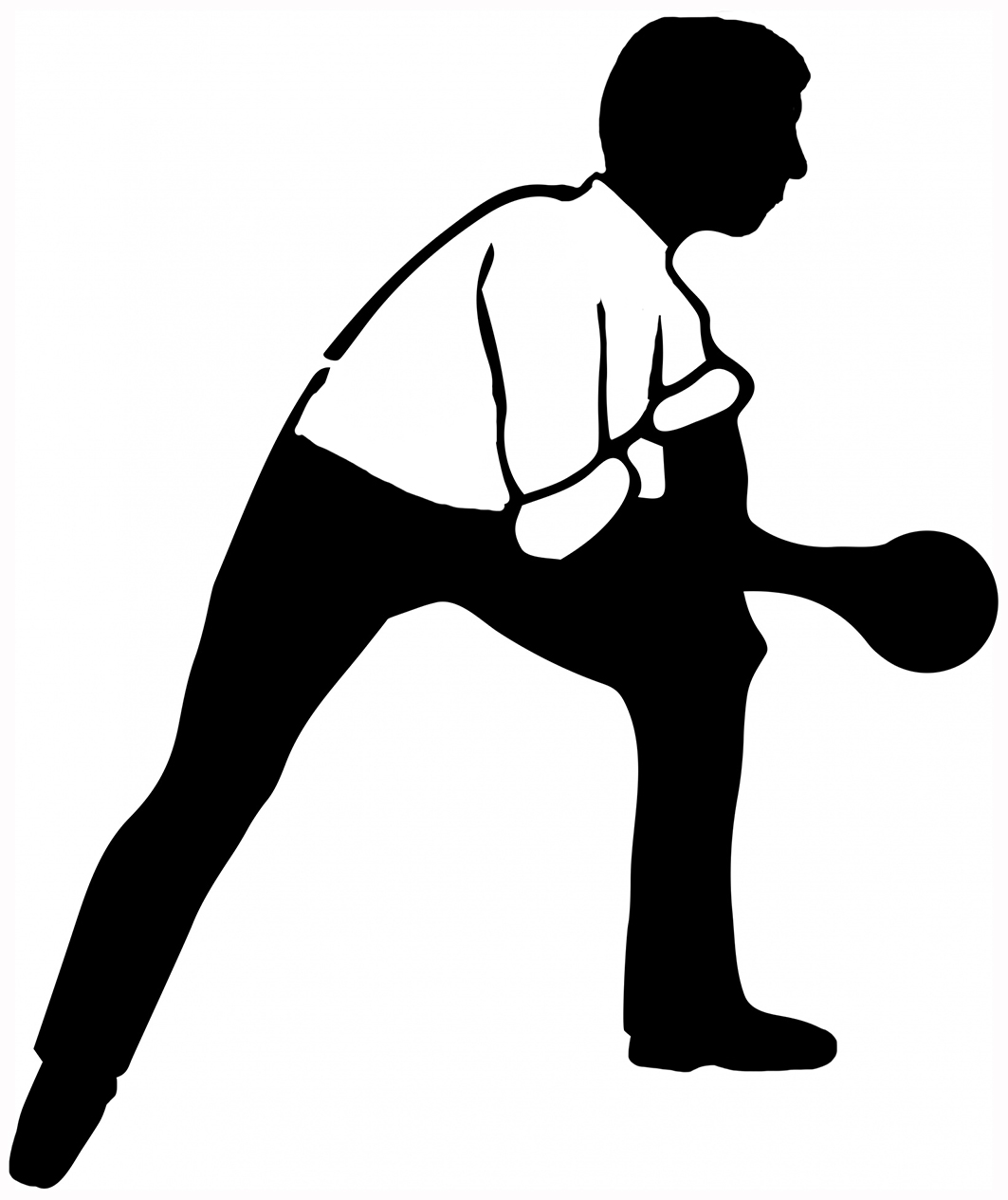 clipart picture bowling situation
