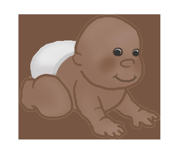 crawling baby 2