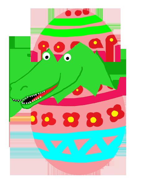 Strange Easter egg