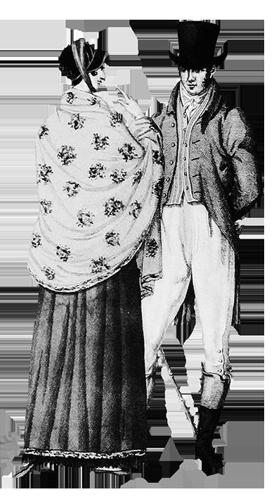 latest fashion and clothing 1799