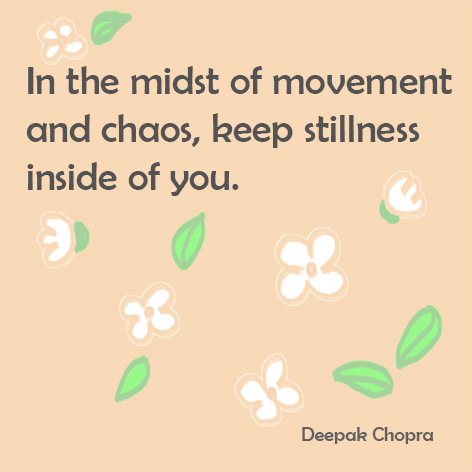 Deepak Chopra picture quote
