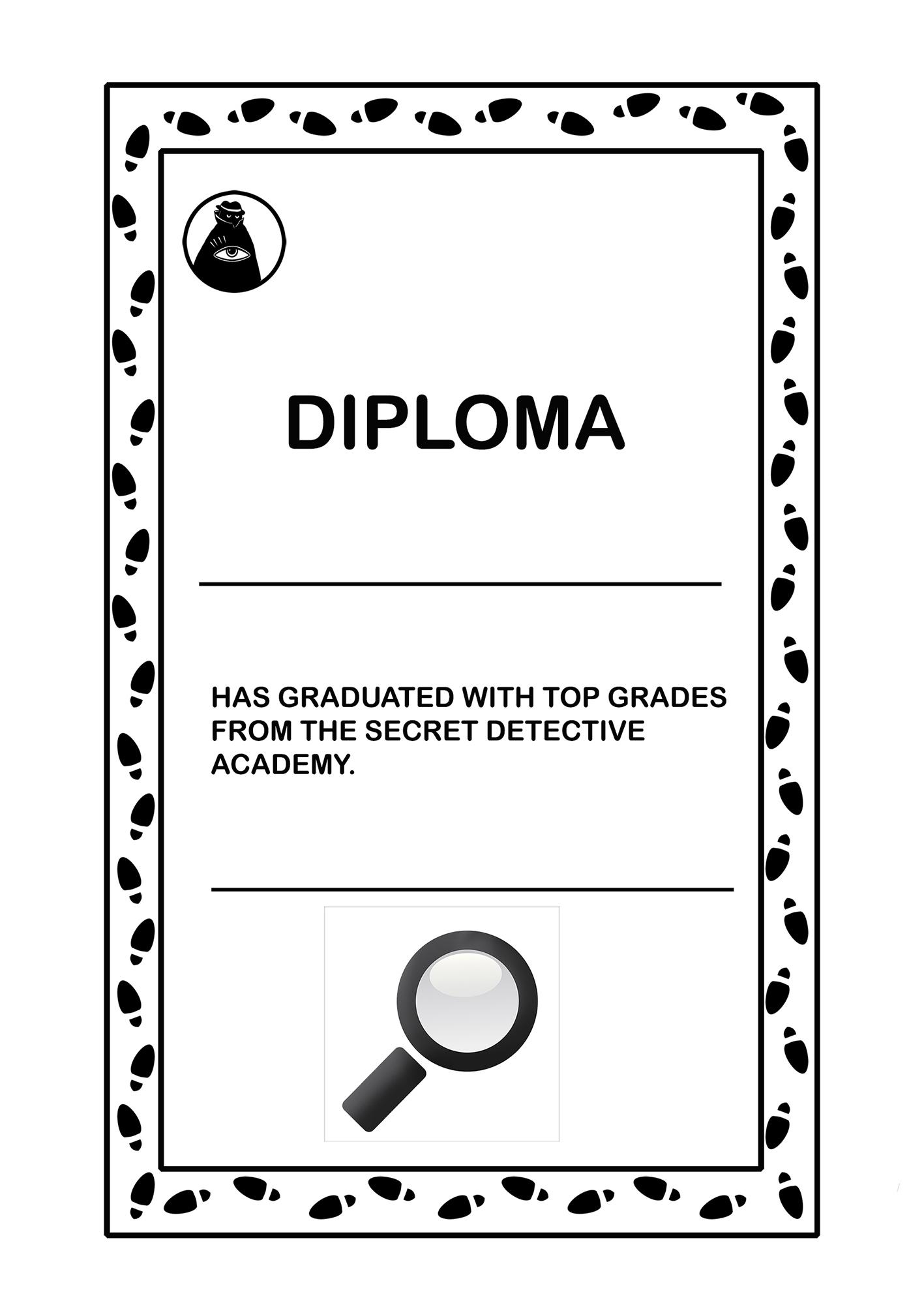 detective diploma