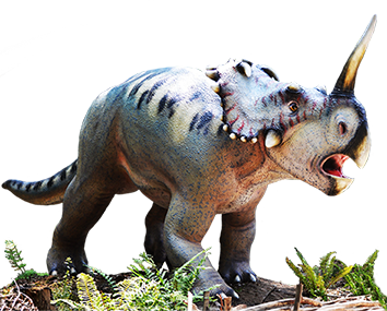 realistic dinosaur clipart