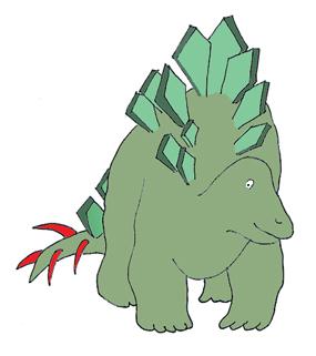 dinosaur picture stegosaurus