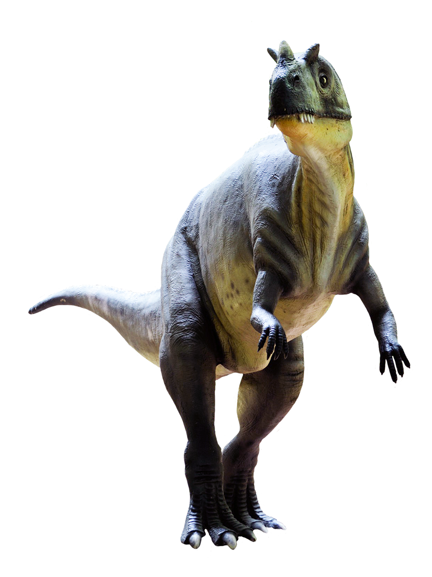 dinosaur cut-out
