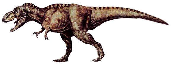 tyrannosaurus rex dinosaur facts