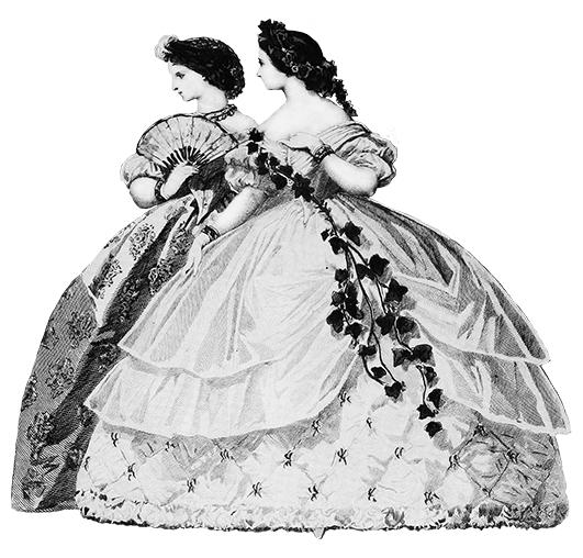 dresses for ladies Victorian Era